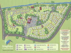 Kingfisher Park Map